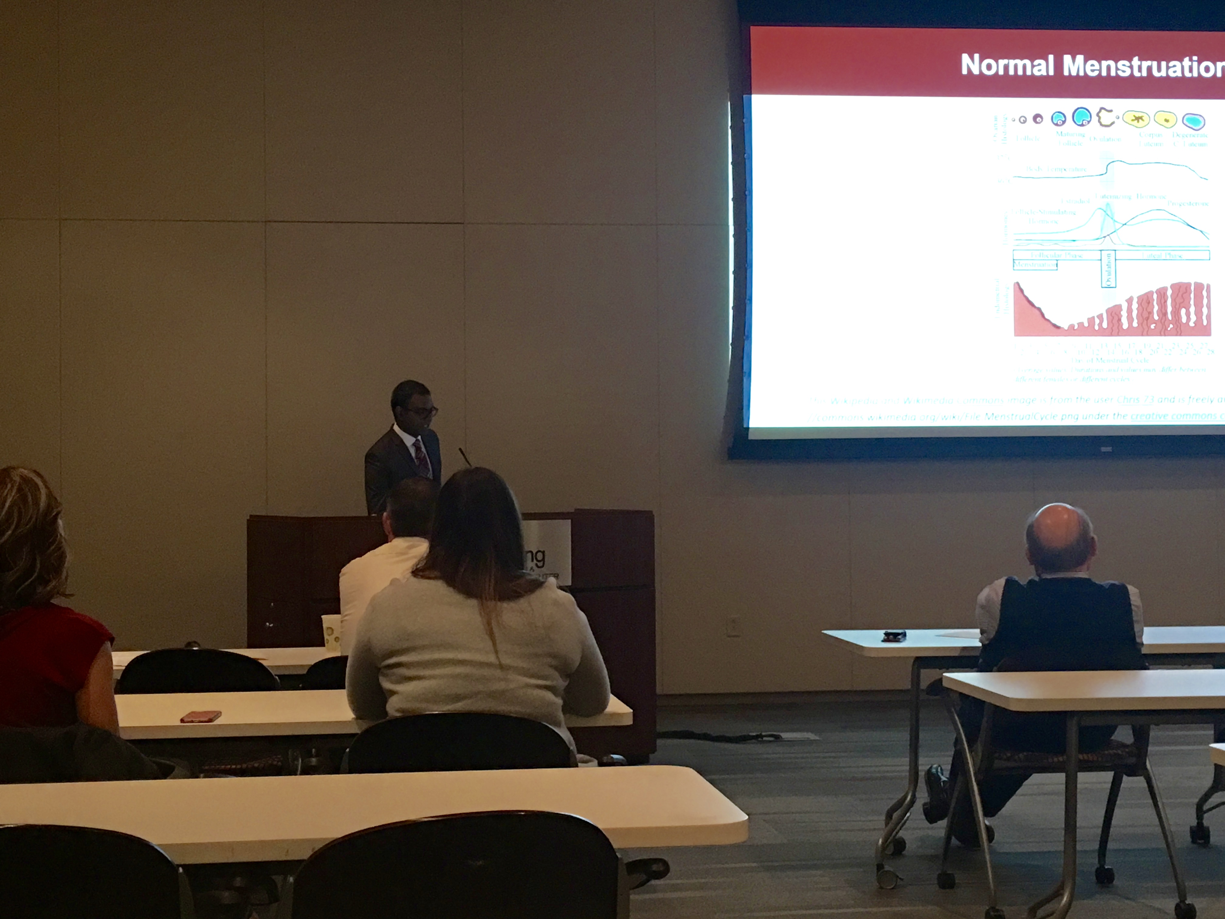 Dr. Jesudas gives Grand Rounds presentation at OSF