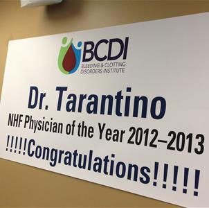 2012 Physician of the Year